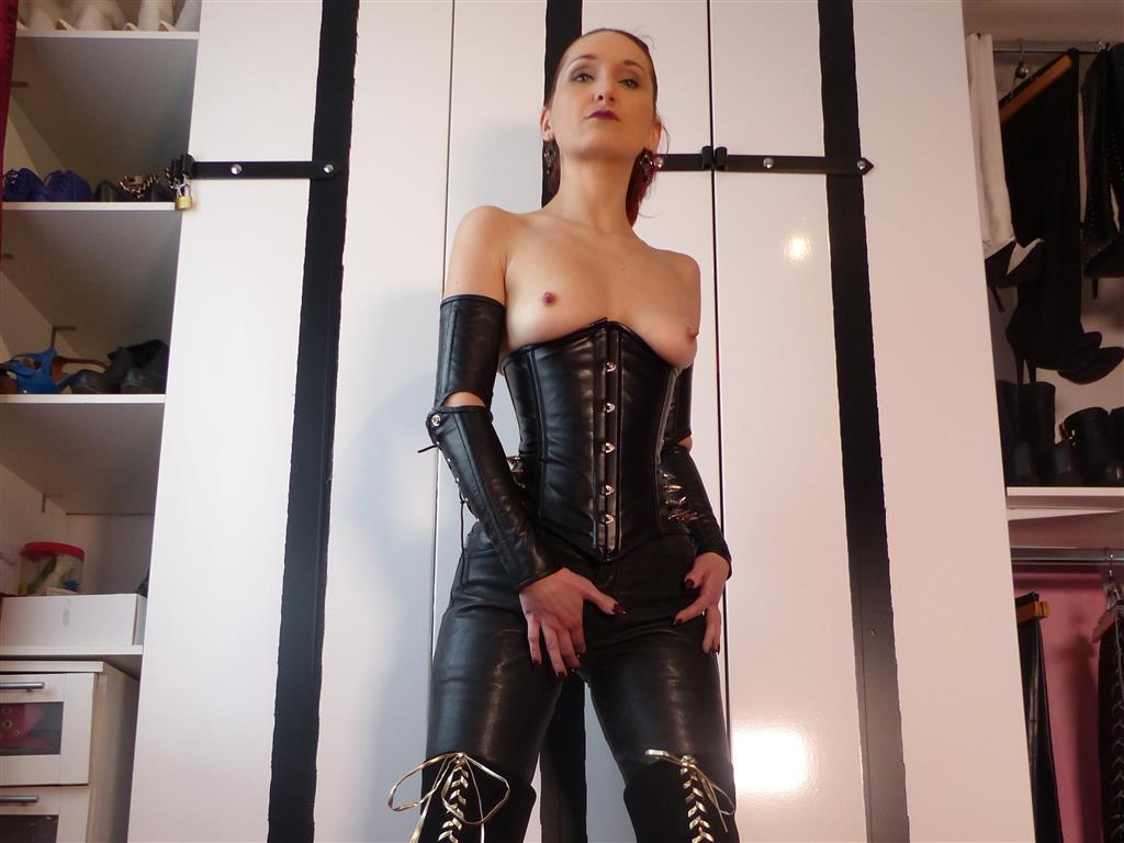 Reife Lady Veronique aus Wien